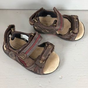 ⚓️ALMOST LIKE NEW- 4.5W Stride Rite Sandals